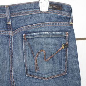 Citizens of humanity Ingrid womens jeans size 28 S